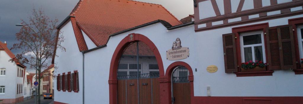 Gemeindezentrum Eulennest Bissersheim